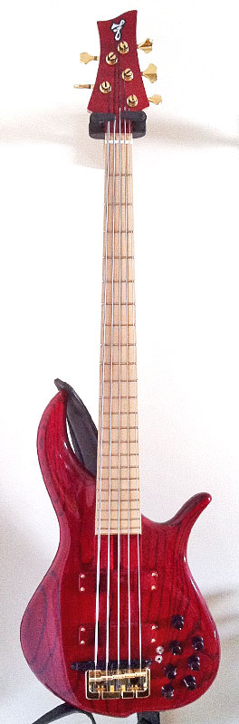 tree's fbass bn5 with gk pickup